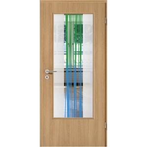 Zimmertüren-Bunt Räume