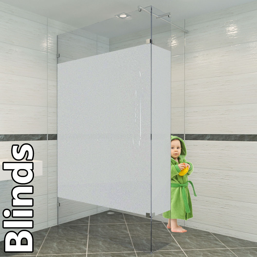Eine große Relevanz in einer Walk In Dusche kommt der Duschabtrennung zugute.
