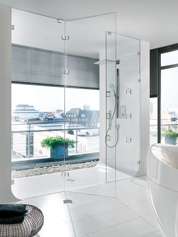 Duschtüren-ein modernes und individuelles Badezimmerdesign zu realisieren