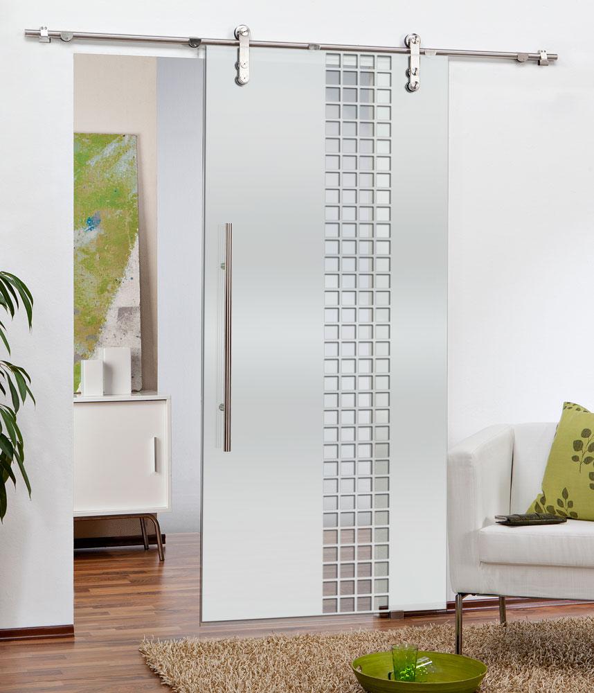 Schiebetür - Badezimmer und SchlafzimmerSchiebetüren und Glastüren